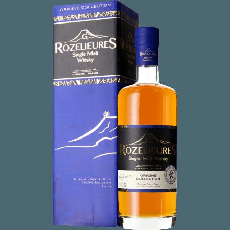 WHISKY DE LORRAINE G.ROZELIEURES - MIT ETUI