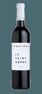 LE SAINT ANDRE ROUGE 2017 - SAINT ANDRE DE FIGUIERE