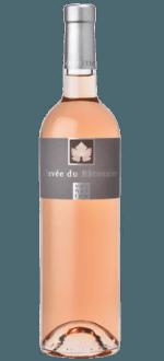 CUVEE DU BATONNIER ROSE 2017 - DOMAINE DE VALDITION