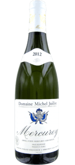 BLANC MERCUREY 2016 - DOMAINE MICHEL JUILLOT