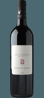 LES CALCINAIRES 2017 - DOMAINE GAUBY