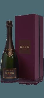 CHAMPAGNER KRUG - VINTAGE 2004 - PRESTIGE GESCHENKSET