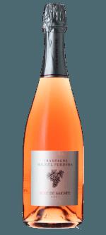 CHAMPAGNER MICHEL FURDYNA - BRUT ROSE - ROSE DE SAIGNEE