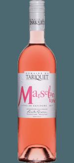 MARSELAN ROSE 2017 - DOMAINE DU TARIQUET