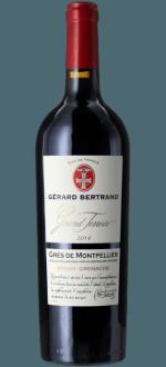 GRAND TERROIR GRES DE MONTPELLIER 2015 - GERARD BERTRAND