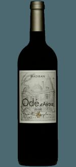 MADIRAN ODE D'AYDIE 2015 - CHATEAU D'AYDIE