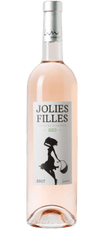LES JOLIES FILLES BIO 2017