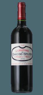 L'ORATOIRE DE CHASSE-SPLEEN 2014 - ZWEITWEIN CHATEAU CHASSE-SPLEEN
