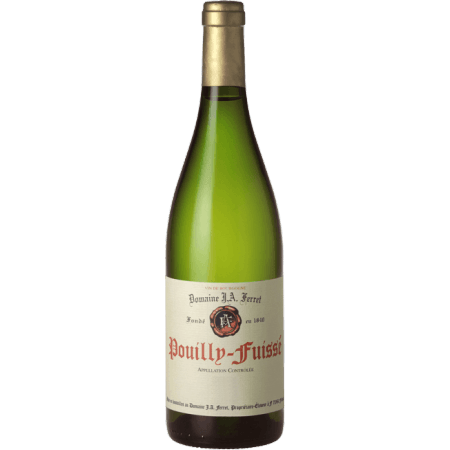 POUILLY FUISSE 2016 - DOMAINE J.A. FERRET
