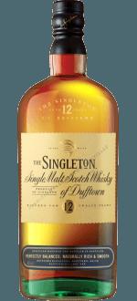 SINGLETON OF DUFFTOWN 12 JAHRE