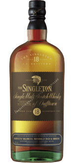 SINGLETON OF DUFFTOWN 18 JAHRE