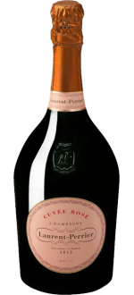 VF - CHAMPAGNER LAURENT-PERRIER - BRUT ROSE