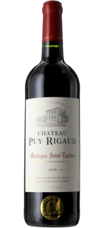 CHATEAU PUY RIGAUD 2015
