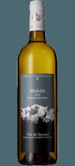 MOLETTE SEYSSEL BIO 2016 - DOMAINE GERARD LAMBERT