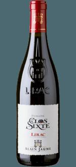 LIRAC - CLOS DE SIXTE 2016 - ALAIN JAUME & FILS