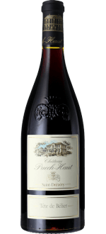 TÊTE DE BELIER 2016 - CHATEAU PUECH HAUT