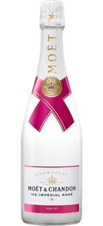 MOET & CHANDON ICE IMPÉRIAL ROSE CHAMPAGNER