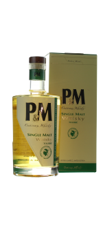 WHISKY P&M - SINGLE MALT TOURBE