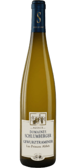 GEWURZTRAMINER 2016 - LES PRINCES ABBES - DOMAINE SCHLUMBERGER
