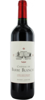 CHÂTEAU BARBE BLANCHE 2013