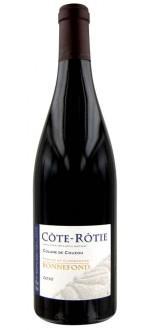 DOMAINE BONNEFOND - cote rotie 2010 ( France-Rhone- Cote Rotie AOC-Rouge-0,75L )