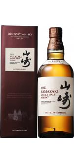 YAMAZAKI DISTILLER'S RESERVE - SINGLE MALT - MIT ETUI