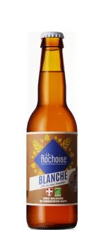 LA ROCHOISE BLANCHE 33CL - BRAUEREI LA ROCHOISE