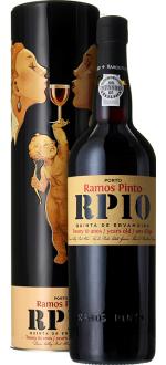 PORTWEIN - QUINTA DA ERVAMOIRA - 10 JAHRE - RAMOS PINTO