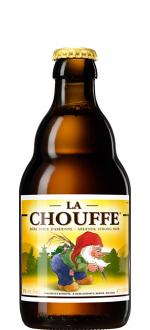LA CHOUFFE 33CL- BRAUEREI D'ACHOUFFE
