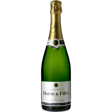 Image of CHAMPAGNER HATON & FILLES - CARTE BLANCHE