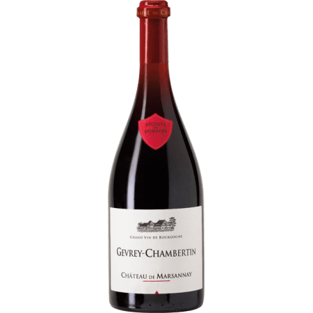 GEVREY CHAMBERTIN 2014 - CHATEAU DE MARSANNAY