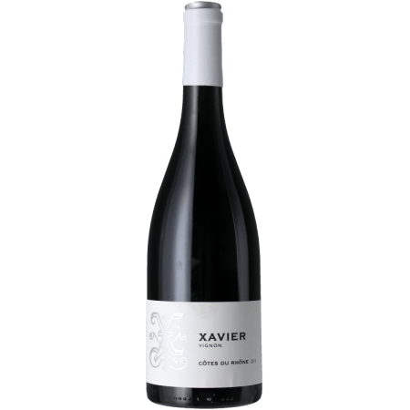 COTES DU RHONE - XI 2016 - XAVIER VIGNON
