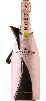 CHAMPAGNER MOET & CHANDON IMPERIAL - BRUT ROSE - EN ETUI ISOTHERME