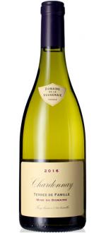 Chardonnay - TERRES DE FAMILLE 2016 - Domaine de la VOUGERAIE