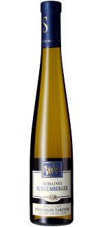 DEMI FLASCHE - PINOT GRIS - CUVEE LAURE 2014 - VENDANGES TARDIVES - DOMAINE SCHLUMBERGER