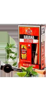 HAVANA CLUB - GESCHENKSET MOJITO - RUM 3 ANS