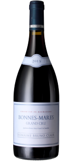 BONNES MARES GRAND CRU 2015 - DOMAINE BRUNO CLAIR