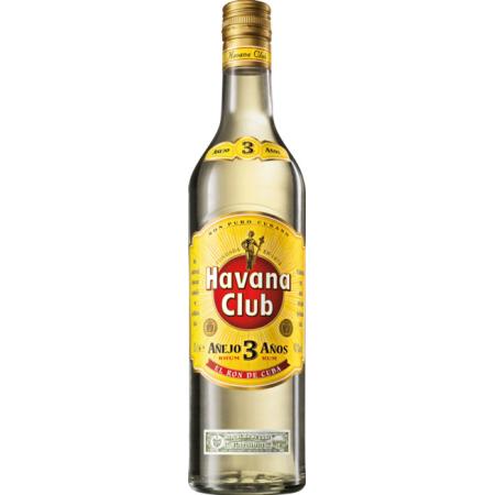 HAVANA CLUB - RUM 3 ANS