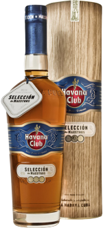 RUM HAVANA CLUB SELECCION DE MAESTROS - EN CANISTER