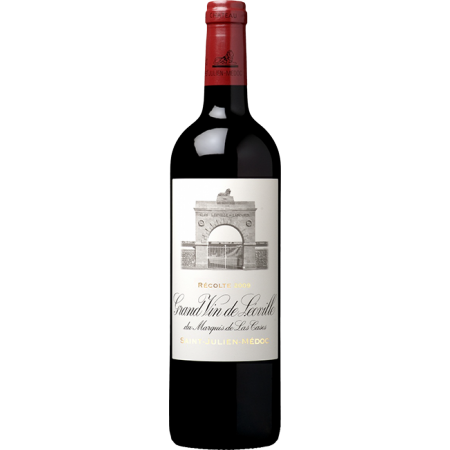 CHATEAU LEOVILLE LAS CASES 2008 - SECOND CRU CLASSE