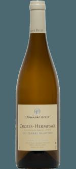 LES TERRES BLANCHES 2017 - DOMAINE BELLE