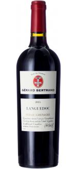 SYRAH-GRENACHE LANGUEDOC 2015 - GERARD BERTRAND