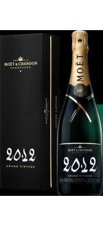 CHAMPAGNER MOET & CHANDON - GRAND VINTAGE 2012 - EN ETUI