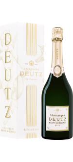 CHAMPAGNER DEUTZ - BLANC DE BLANCS JAHRGANG 2013 - EN ETUI