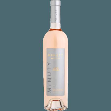 CUVEE PRESTIGE ROSE 2018 - MINUTY