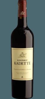 KADETTE CAPE BLEND 2017 - DOMAINE KANONKOP