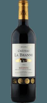 CHATEAU LA BRANNE 2015 - CRU BOURGEOIS