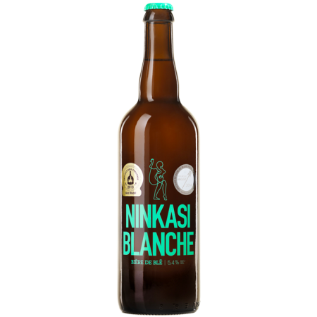 BLANCHE 75CL - BRAUEREI NINKASI