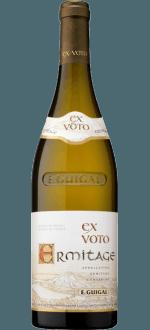 ERMITAGE BLANC - EX VOTO 2015 - E.GUIGAL