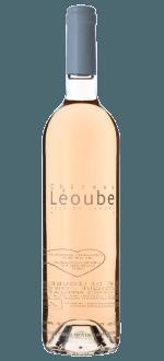 CHÂTEAU LÉOUBE - ROSÉ DE LÉOUBE 2018
